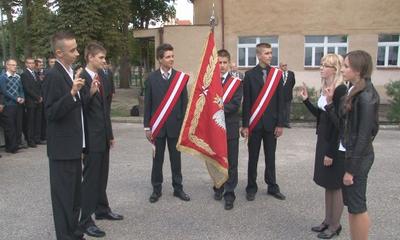 Rozpoczęcie roku szkolnego w Cechu.