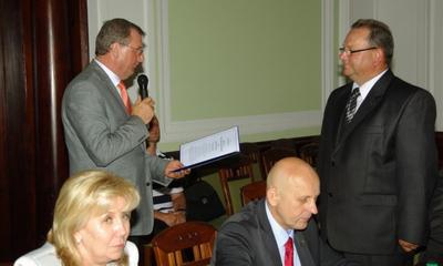 Jubileusz ratowników WOPR - 29-06-2012