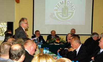 Walne zebranie członków Powiatowego Cechu Rzemiosł MiSP ZP w Wejherowie - 17.04.2012