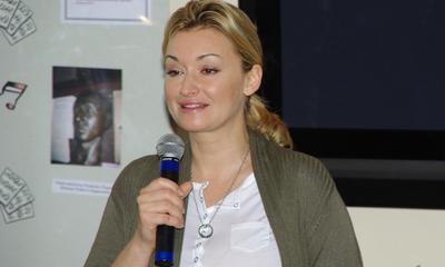 Spotkanie z Martyną Wojciechowską w bibliotece - 19.03.2010