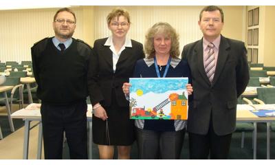 Ogólnopolski Konkurs Plastyczny 20 lat Straży Pożarnej - 05.03.2012
