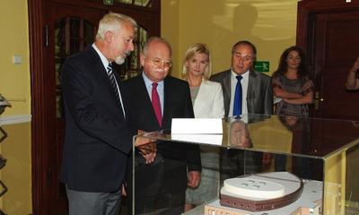 Wizyta Konsula Generalnego Rosji w Wejherowie - 28.07.2015