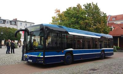 Kolejny nowy autobus MZK - 14.10.2015