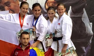 Małgorzata Zabrocka – z karate po zdrowie i sukcesy