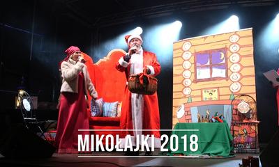 Mikołajki 2018