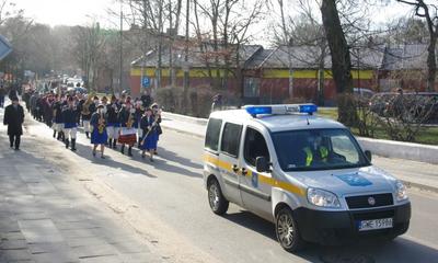 ŚwiętoRzemiosła-SztandardlaNiepublicznej SzkołyRzemiosł - 19.03.2012
