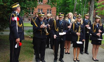 20. lecie parafii wojskowej w Wejherowie - 14.06.2013