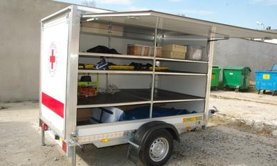 Cenny dar dla ratowników PCK - 11.04.2012