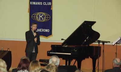 Koncert charytatywny Stowarzyszenia Kiwanis Klub Wejherowo - 18.11.2012