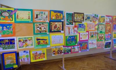 Konkurs Plastyczny WCK dla dzieci - 23.11.2011