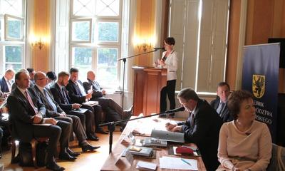 XXVI sesja Sejmiku Województwa Pomorskiego