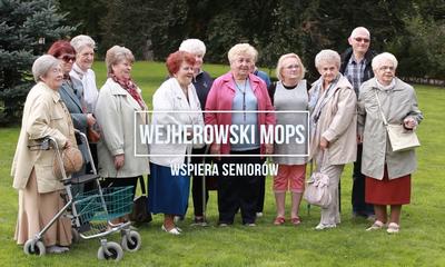 Wejherowski MOPS wspiera seniorów