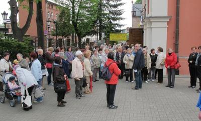 VI Zjazd Amazonek Woj. Pomorskiego w Wejherowie - 16.05.2012