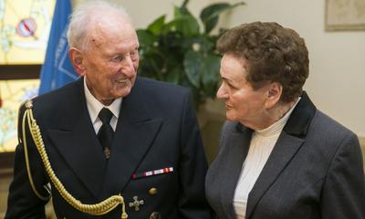 Aleksander Pawelec awansowany na stopień kapitana - 21.03.2016