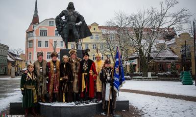 Bractwa Kurkowe z wizytą w Wejherowie - 20.01.2015