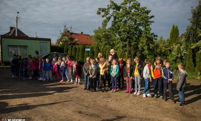 Zielona Szkoła - uczymy dzieci dbania o przyrodę - 22.09.2015