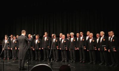 Jubileusz 95-lecia Harmonii w WCK - 12.01.2016
