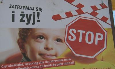 """Akcja """"Bezpieczny Przejazd""""w Wejherowie"""
