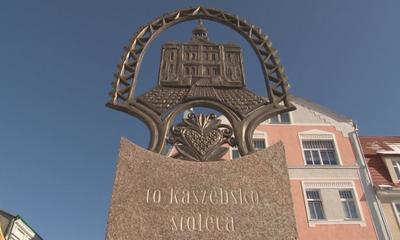 Zainteresowanie alfabetem kaszubskim.