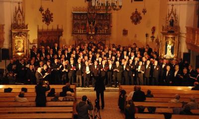 XIX Ogólnopolskie Spotkania Chórów Męskich w Wejherowie - 13.10.2012
