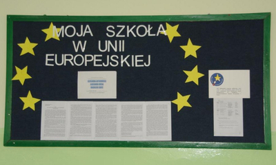 VIII Konkurs Moja szkoła w Unii Europejskiej - Wejherowo 14.05.2010