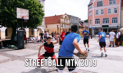 Streetball Małego Trójmiasta Kaszubskiego 2019