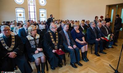 Dyrektor Szkoły Rzemiosła odchodzi na emeryturę - 29.01.2015