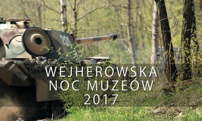Zaproszenie na Wejherowską Noc Muzeów 2017 - część militarna