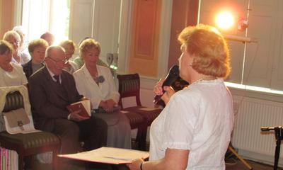 Promocja książki Eugenii Drawz w muzeum - 30.06.2015