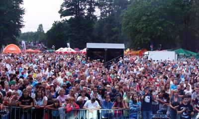 Festyn Zlote Przeboje w Wejherowie - 27.07.2014
