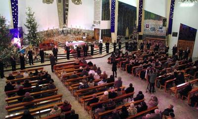 Koncert kolęd w kośćiele pw. Chrystusa Króla - 18 stycznia 2010