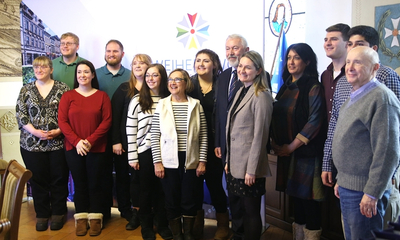 Amerykańscy studenci z wizytą w Wejherowie