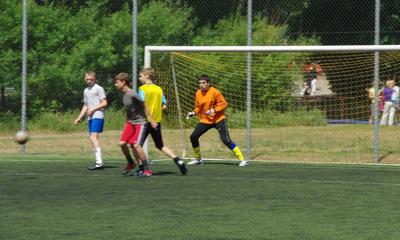 Wakacyjny Turniej Piłki Nożnej na Jamajce - 07.07.2010