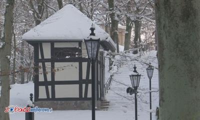 KALWARIA WEJHEROWSKA - impresja zimowa
