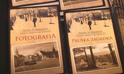 "Promocja  ""Fotografii"" Piotra Schmandta."