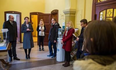 Wizyta studyjna w ramach Kongresu Smart Metropolia
