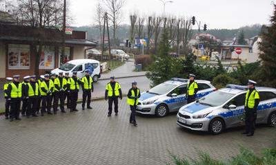 Nowe radiowozy dla policji - 11.12.2015
