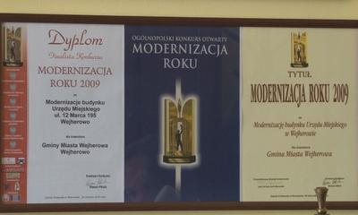 Modernizacja Roku dla Wejherowa.