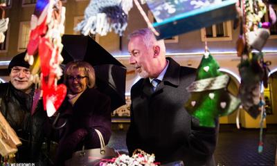 Jarmark Bożonarodzeniowy w Wejherowie - 12.12.2014