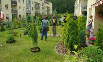 Konkurs na na najpiekniejszy ogród i balkon - 28.06.2012