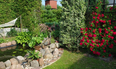 Ogrody i balkony zgłoszone do konkursu - 29-30.06.2011