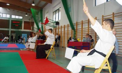Pomorski Turniej Karate Tradycyjnego w Wejherowie - 10.03.2013