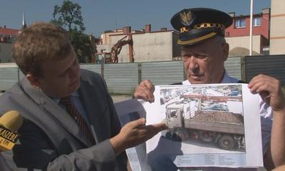 Oświadczenie w sprawie zagrożenia bezpieczeństwa mieszkańców i niszczenia Śródmieścia przez firmę ORLEX.