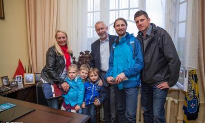Mieszkańcy z Prezydentem Miasta Wejherowa - 16.05.2015