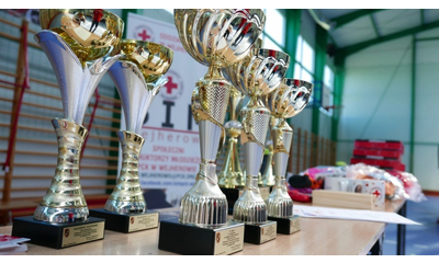 Rejonowe Mistrzostwa Pierwszej Pomocy PCK w Redzie