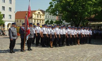 Święto Policji na rynku w Wejherowie - 26.07.2012