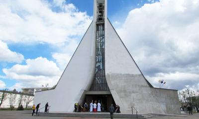 Uroczystość w kościele NMP Królowej Polski