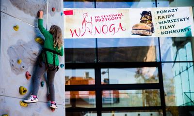 Festiwal Przygody WANOGA w Wejherowie - 3-5.10.2014