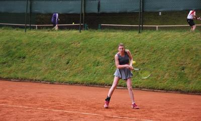 Turniej Tenisowy na wejherowskich kortach