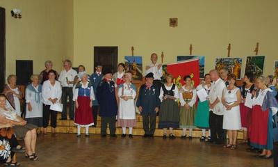 Wizyta delegacji francuskiej z Europe Echanges - 27.08.2011